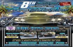 Top-Line Industrial Supply's 8th Annual Charity Car and Bike Show     California