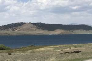 Elevenmile Canyon Reservoir