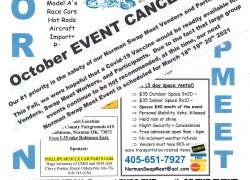 Norman Swap Meet October 22 23 24 2020 event canceled |  Oklahoma