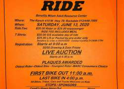 19th Annual M.A.R.C. Ride |  Texas