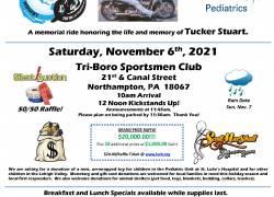 TUCKER's TOY RUN and MONEY RAFFLE |  Pennsylvania