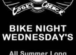 Cook's Corner Wednesday Bike Night |  California