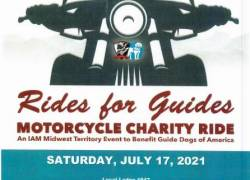 Rides for Guides – Motorcycle Charity Ride |  Wisconsin