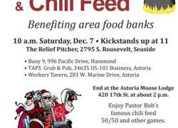 ABATE Holiday Run & Chili Feed |  Oregon