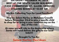 Salem Toy Run |  Oregon