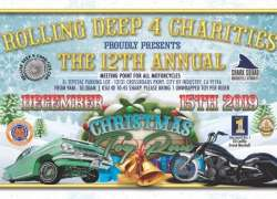 12 Annual RD4C Los Angeles Christmas Toy Run |  California