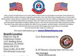 13th Annual Benefit for the Fisher House Foundation |  Pennsylvania