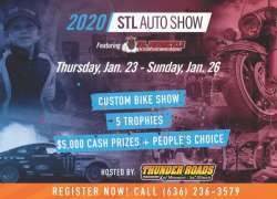 STL Motorcycle & Custom Bike Show |  Missouri
