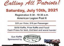 All Patriots Poker Run |  Wyoming