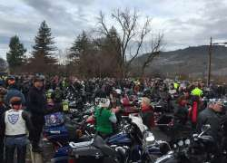 39th Annual Southern Oregon Toy Run |  Oregon