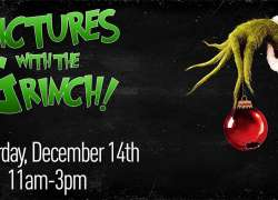 Pictures with the Grinch    Ohio