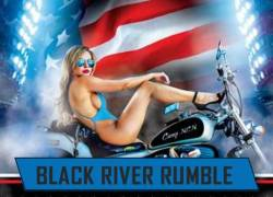 Motorcycle Rally - BLACK RIVER RUMBLE |  Wisconsin