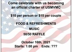 US Military Vets MC  Charter party |  New York