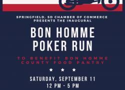 Bon Homme Poker Run |  South Dakota