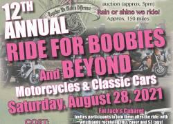 Ride for Boobies and Beyond |  Minnesota