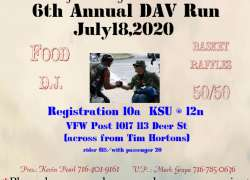 SONS OF LIBERTY RC ~ DAV RUN |  New York