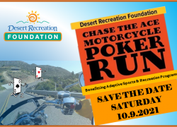 Chase the Ace Motorcycle Poker Run |  California