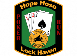 3rd Annual Hope Hose Company Poker Run |  Pennsylvania