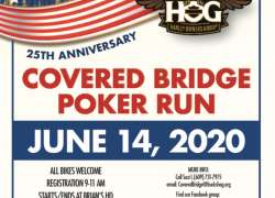 25th Annual Covered Bridge Poker Run |  Pennsylvania