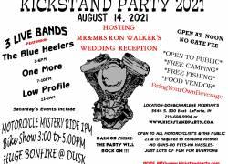 Kickstand Party 2021 |  Indiana