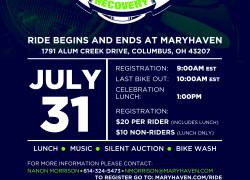 Maryhaven's Ride 4 Recovery |  Ohio