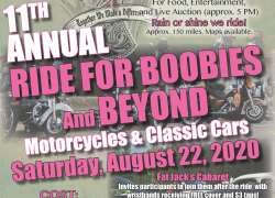 11th Annual Ride for Boobies and Beyond |  Minnesota