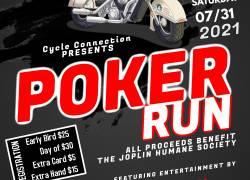 Show'n the Love Poker Run    Missouri