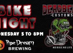 Bike Night - Pipe Dream - August |  New Hampshire