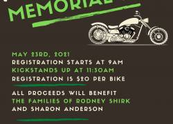 1st Annual Mike O'Neill Memorial Ride |  Pennsylvania