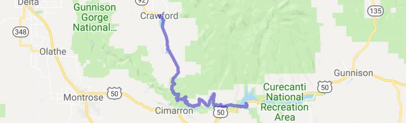 The Black Canyon Run |  Colorado