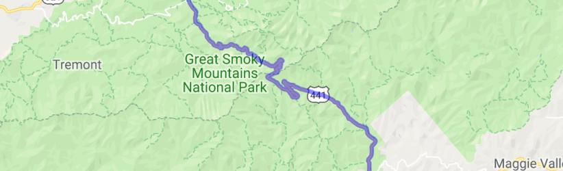Great Smoky US441 |  North Carolina