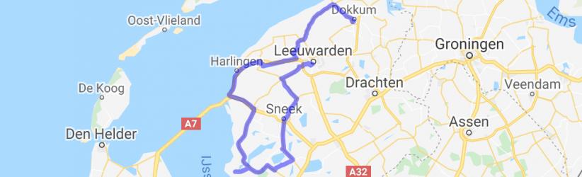 11 Cities Tour Friesland    Netherlands