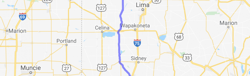 Miami and Erie Canal Heritage Corridor - OH 66    Ohio