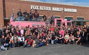 "Pink Heals Tri-Cities 5th Annual ""Ride For A Reason"" Motorcycle Run 