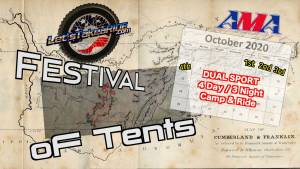 Festival Of Tents Ride |  Tennessee