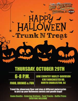 Trunk N Treat |  South Carolina