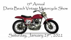 Dania Beach Vintage Motorcycle Show |  United States
