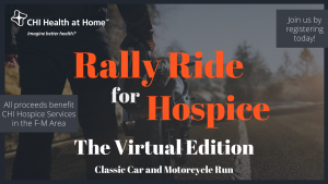 Rally Ride for Hospice 2020: The Virtual Edition |  Minnesota