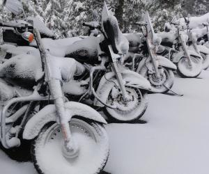 Winterize your motorcycles with 3 key steps