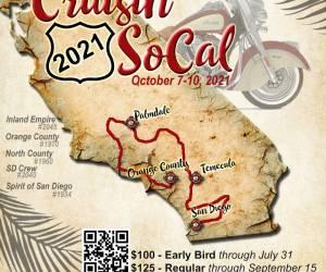 Cruisin SoCal 2021 |  California