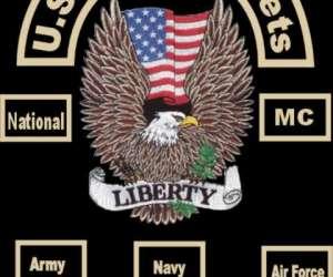 U.S . Military Vets MC |  United States