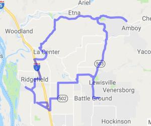 Clark County Scenic Loop |  Washington