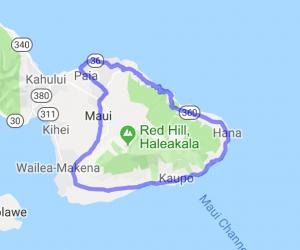 East Maui Loop |  Hawaii