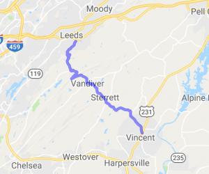 AL state 25 |  Alabama
