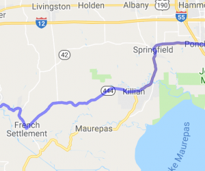Maurepas |  Louisiana