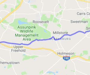 Nice Quick New Jersey Ride |  New Jersey