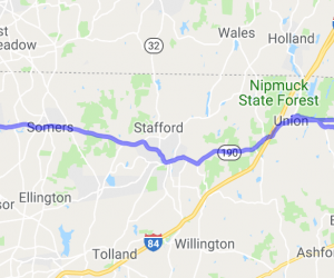 The Northern CT Border Run |  Connecticut