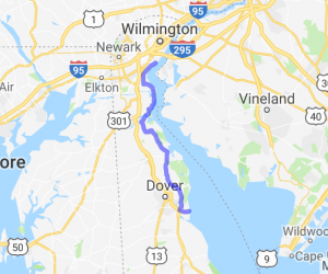 Delaware Coast Short Run |  Delaware