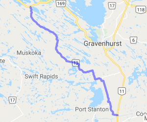 Southwood Route (Ontario, Canada) |  Canada