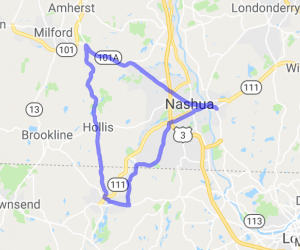 The Nashua Triangle |  New Hampshire